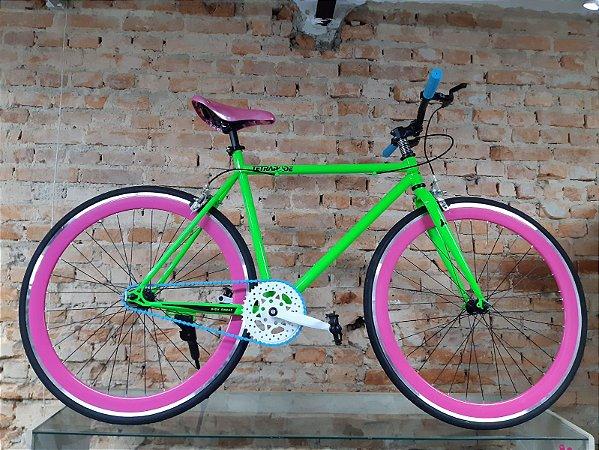 Bicicleta Fixa