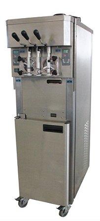 Máquina de Sorvete de 3 Bicos