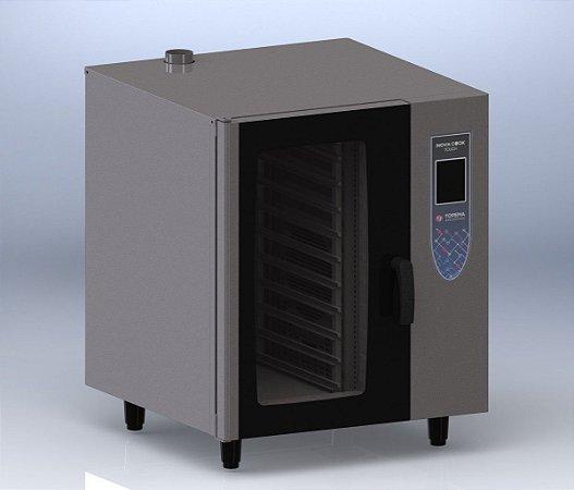 Forno Combinado Inovacook Touch Elétrico
