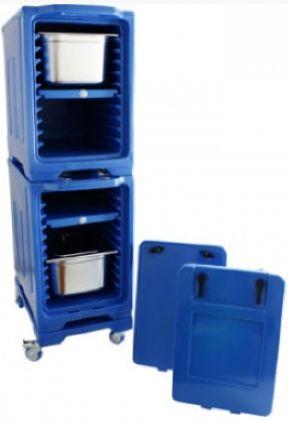 Caixa Térmica Vertical 90 Litros - Caixa Hot Box
