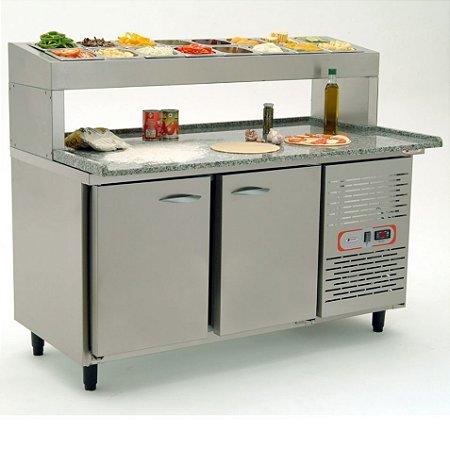 Refrigerador para Lanches – Refrigerador de Pizza