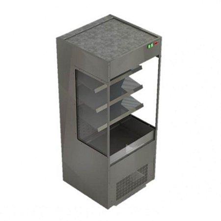 Expositor Refrigerado – Refrigerador Expositor Vertical Aberto