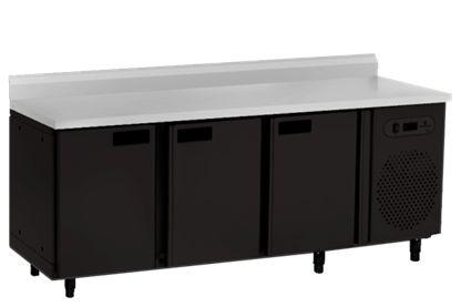 Refrigerador Horizontal (3 Portas Desmontável c/ Tampo)