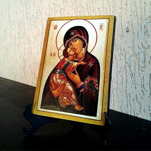 Ícone Maria Mãe da Ternura II