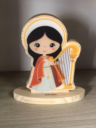 Santa Cecília Menininha