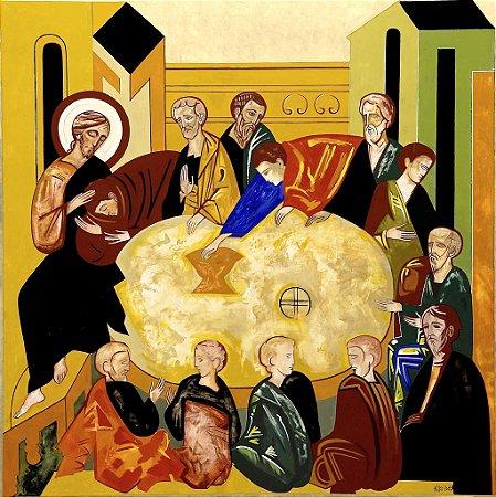 Santa Ceia II - João 13,1