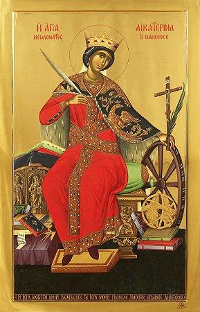 Santa Catarina de Alexandria Mártir