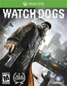 WATCH DOGS - XBOX ONE