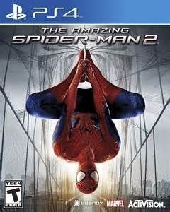 THE AMAZING SPIDER MAN 2 - PS4