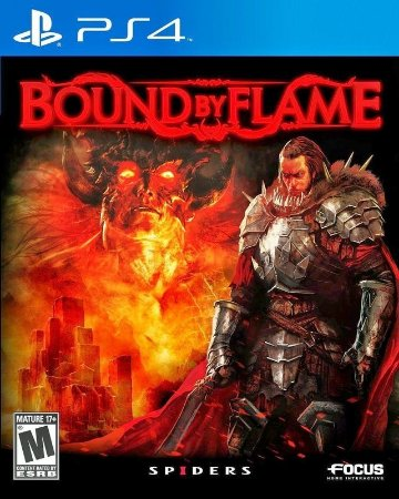 BOUND BY FLAME - PS4