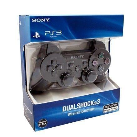 CONTROLE DUALSHOCK 3 - PS3