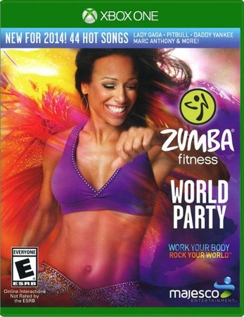 ZUMBA FITNESS WORLD PARTY - XBOX ONE