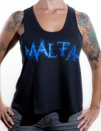 Camiseta Malta - Regata Feminina