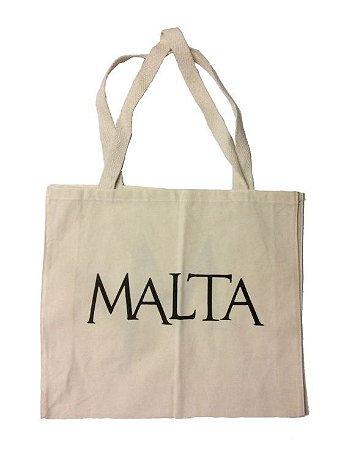 Sacola ecobag Malta