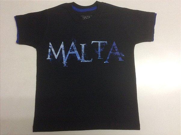 Camiseta Infantil Malta