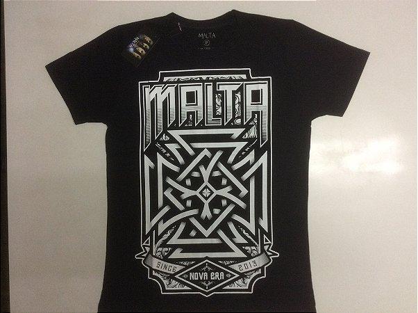 Camiseta Cruz de Malta