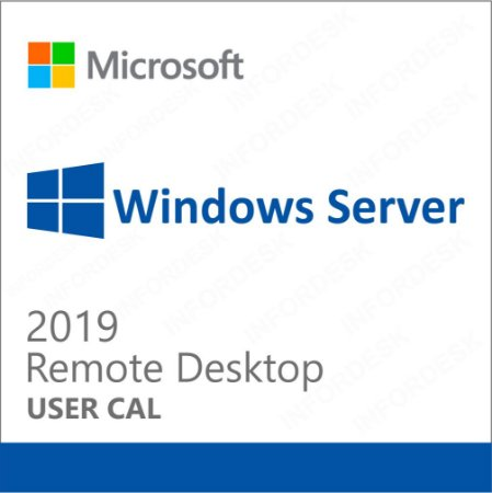 5 CAL Remote Desktop Service CAL Windows Server 2019 User/device