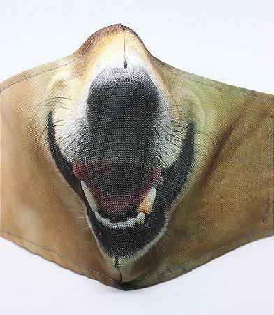 Máscara Fuça Cachorro