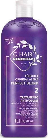 G. Hair Tratamento Antifizz Perfect Blond 1000ml