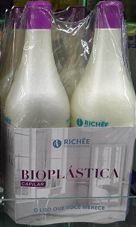 Richee Profissional Bioplástica Escova Progressiva 2x1L