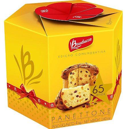 Panettone Bauducco de Frutas 4Kg