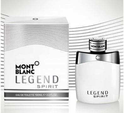 Perfume Masculino Montblanc Legend Spirit 100ml