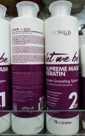 Let Me Be Progressiva Supreme Mask Keratin 2x1000ml