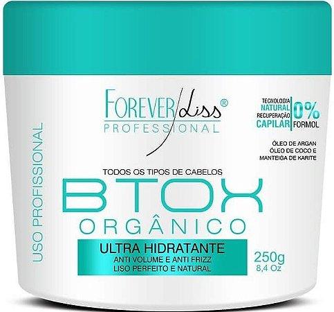 Botox Orgânico Zero Forever Liss 250g