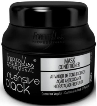 Forever Liss Máscara Intensive Black 250g