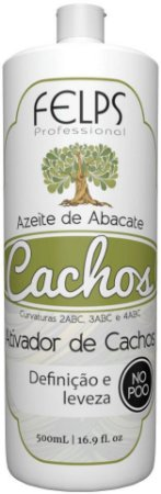Ativador de Cachos Felps Azeite de Abacate 500ml