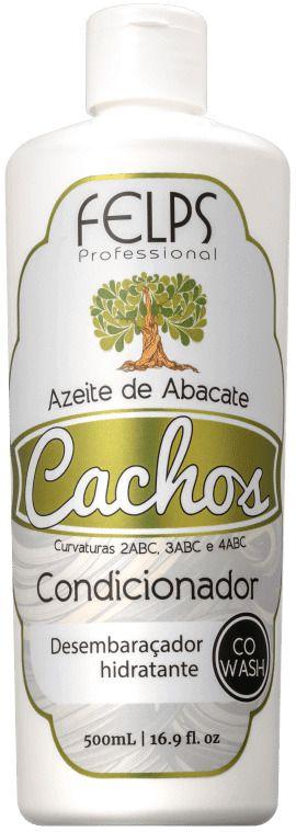 Condicionador Felps Profissional Cachos Azeite de Abacate 500g