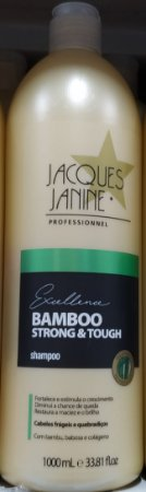 Jacques Janine Bamboo Strong & Tough Shampoo 1000ml