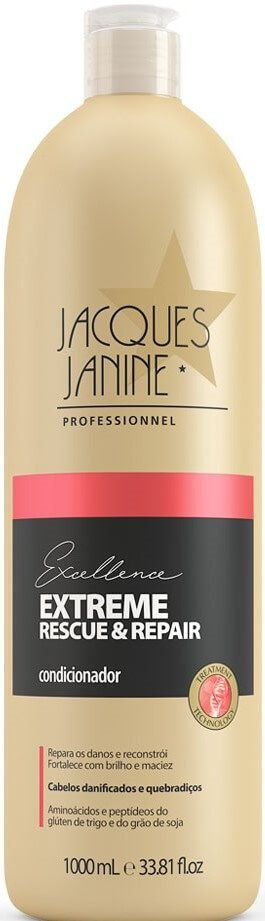 Jacques Janine Extreme Rescue & Repair Condicionador 1L