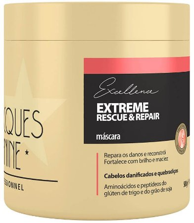 Máscara Excellence Rescue & Repair Jacques Janine 500g