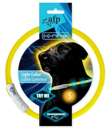 Colar luminoso de Led da AFP - K-nite Light Collar