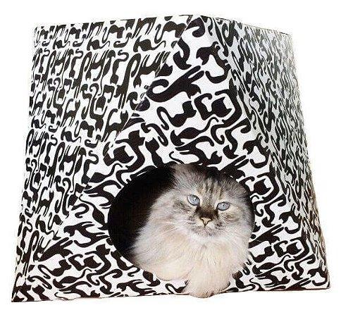 Casinha Toca para Gatos - Octa Cat