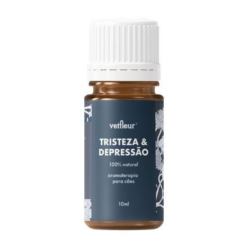 Aromaterapia em Gotas - Anti-Tristeza & Depressão