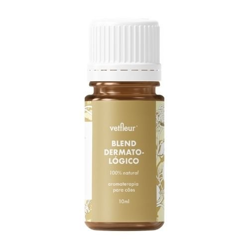 Aromaterapia em Gotas - Dermatológico - Linha Meridianos