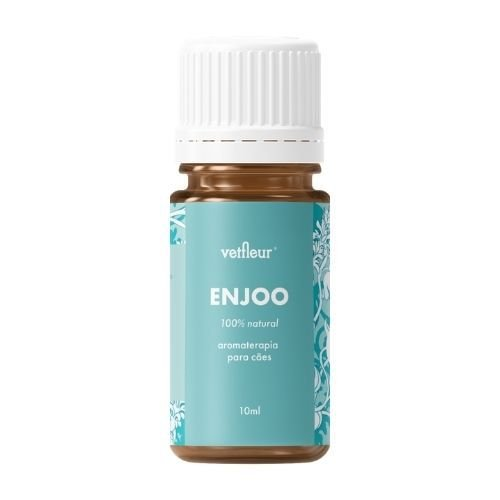 Aromaterapia em Gotas - Anti-Enjoo