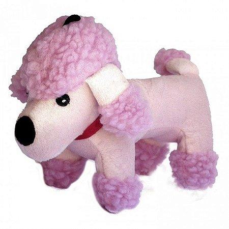 Brinquedo Poodle de Pelúcia