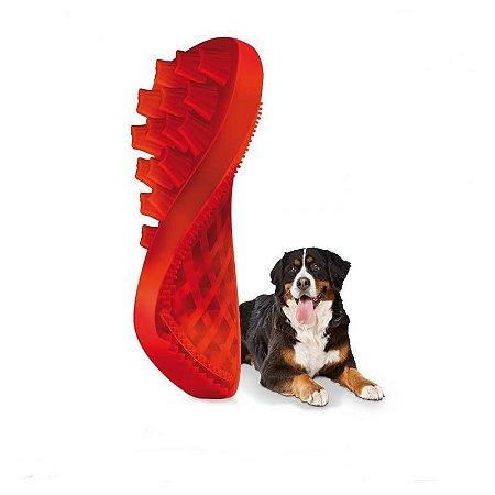 """Escova Massageadora """"PET+ME"""" - Cães - Cães de Pelos Longos"""