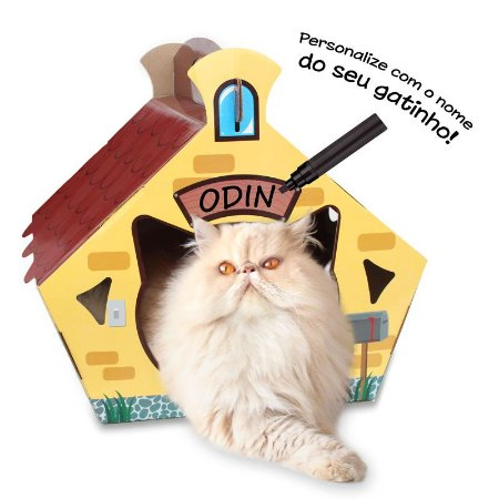 Casinha para Gatos - Cat House