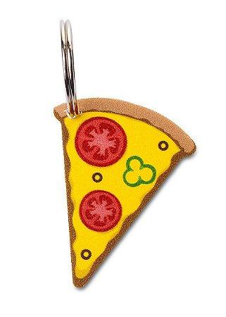 Plaquinha de Identificação Pizza