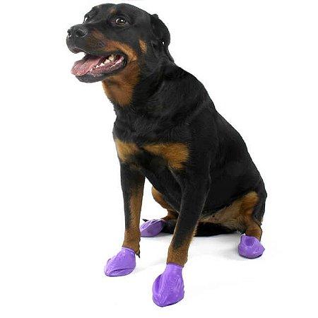 Pawz Roxa - Botas para Cães - Tamanho Large (Grande)