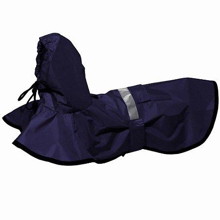 Capa de Chuva Azul Marinho - Vários Tamanhos