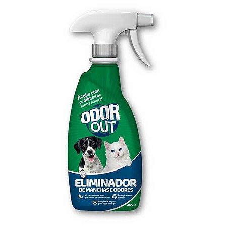 Eliminador de Odor e Manchas - OdorOUT - 480ml