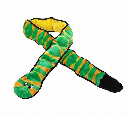 Brinquedo Resistente Cobra Gigante - Linha Invincibles®