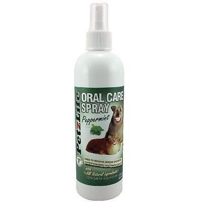 Cuidado Oral Hortelã 12oz - Spray - PetzLife