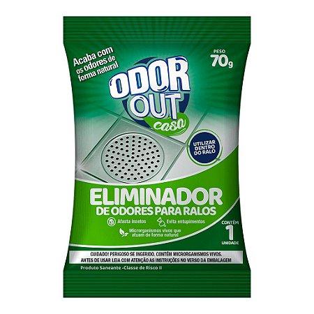 Pastilha Eliminadora de Odor para Ralo - OdorOUT