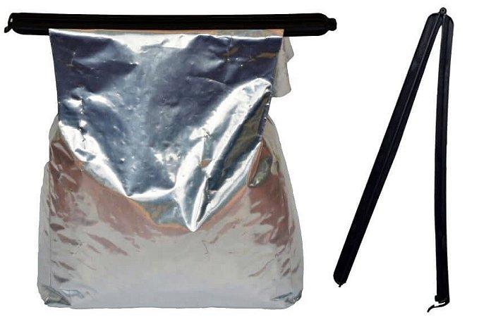 Fecho para saco de Ração de até 25kg - Petgames